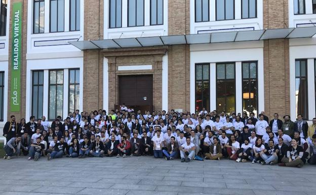 Participants MalagaJam 2018