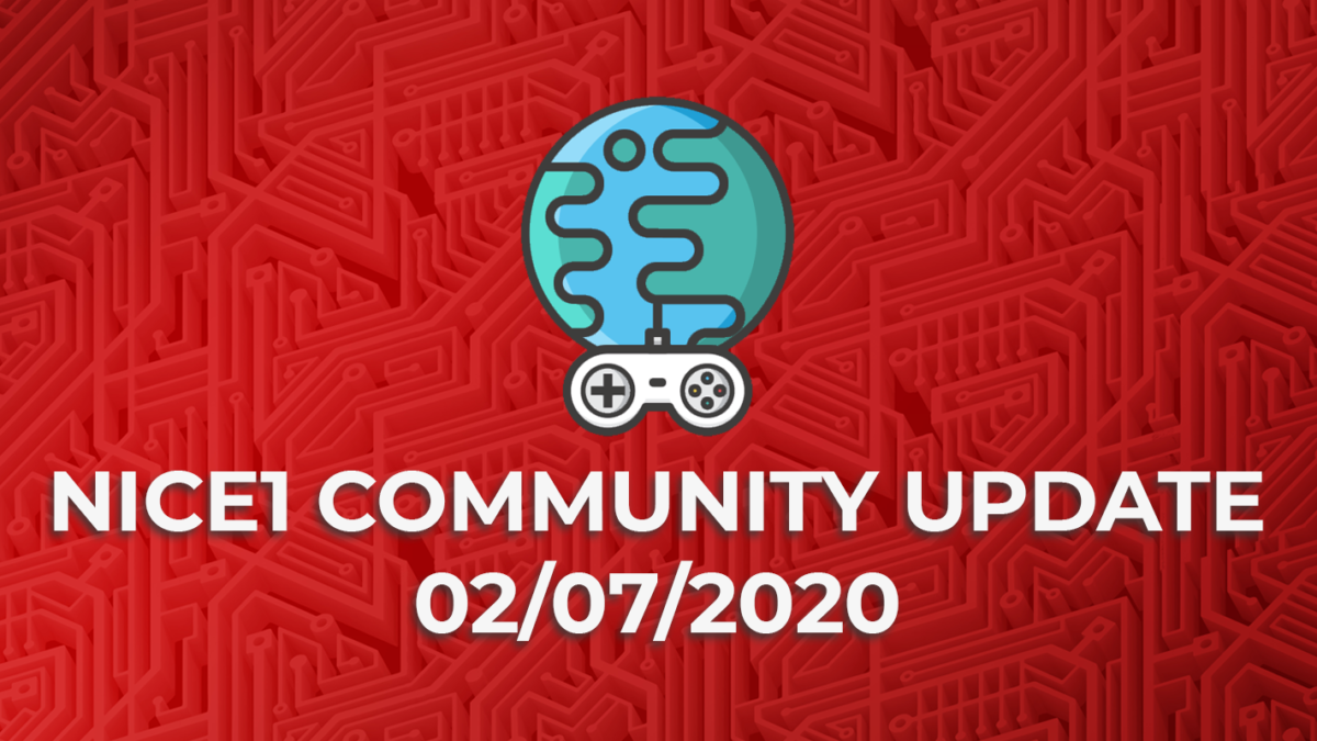 Nice1-Community-update